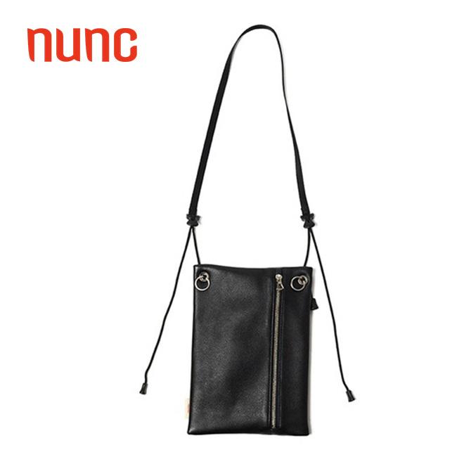 ヌンク カレント nunc Current Water repellent leather 鞄 バッグ ショルダーバッグ 防水革 NN453010 アウトドア <2020 春夏>