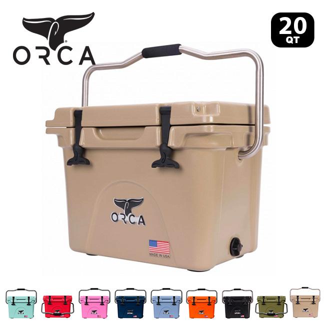 オルカ 20クーラー ORCA Coolers 20 ORC020 クーラーボックス クーラーバッグ 保冷 アウトドアギア <2020 春夏>