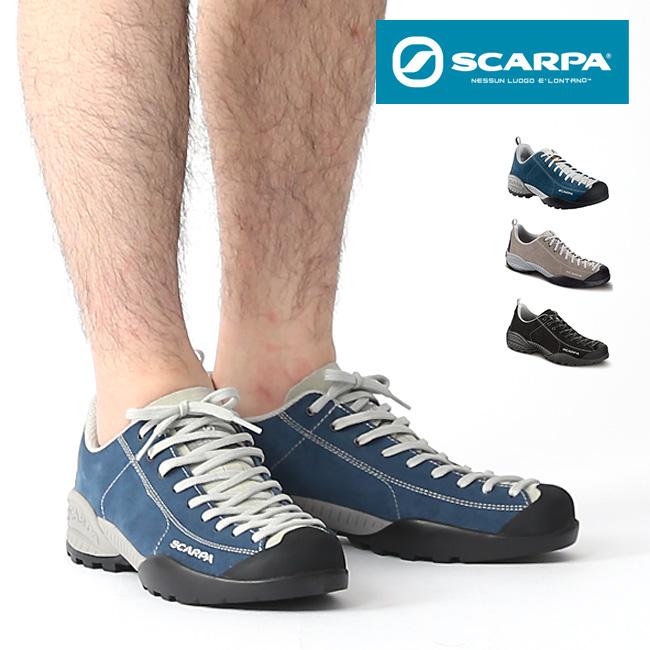 スカルパ モジト SCARPA MOJITO SC21050 スニーカー アプローチシューズ クライミング トレッキング タウンユース アウトドア 登山 靴 ブーツ シューズ <2020 春夏>