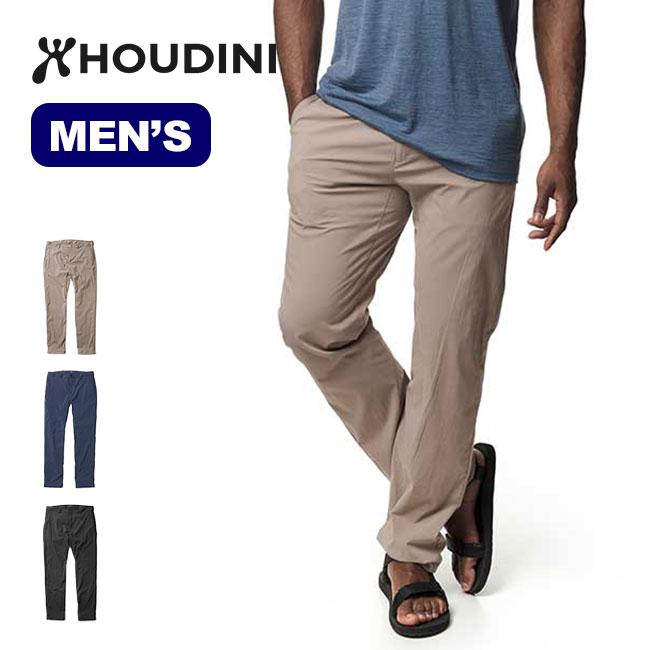 フーディニ メンズ リキッドロックパンツ HOUDINI Ms Liquid Rock Pants 265564 パンツ ボトムス ロングパンツ クライミング ハイキング 旅行 パッカブル アウトドア <2020 春夏>