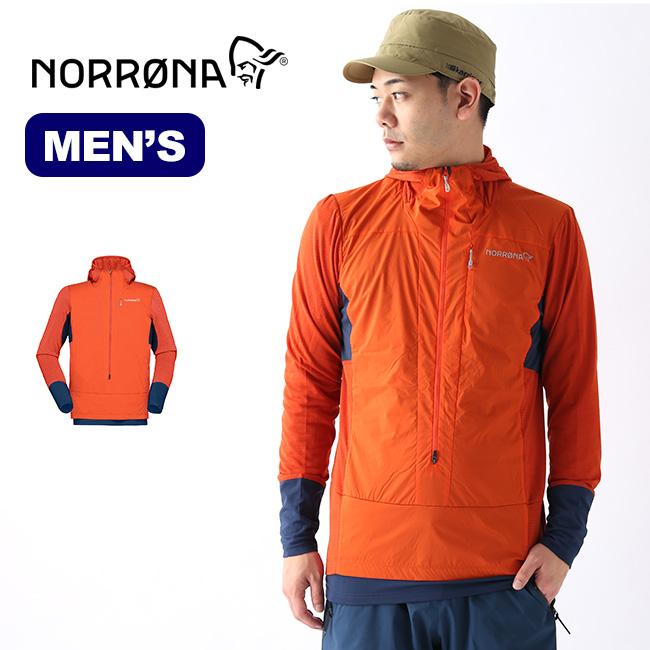 ノローナ ビィティフォーン アルファフーディシャツ メンズ Norrona bitihorn Alpha Hoodie Shirt 2608-19 トップス フーディ アウトドア <2020 春夏>
