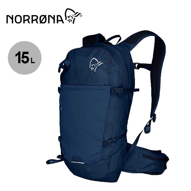ノローナ ビィティフォーン 15Lパック Norrona bitihorn 15L Pack 2605-20 リュック リュックサック パック アウトドア <2020 春夏>