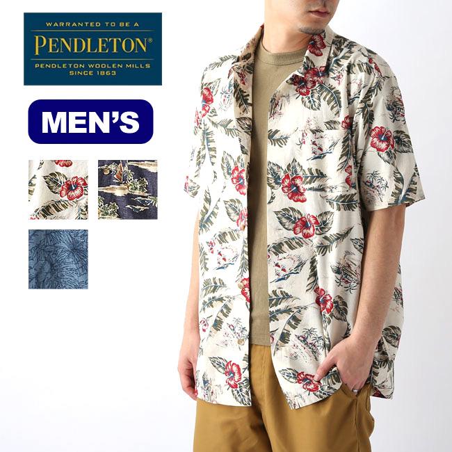 PENDLETON ペンドルトン S/S アロハシャツクラシックフィット