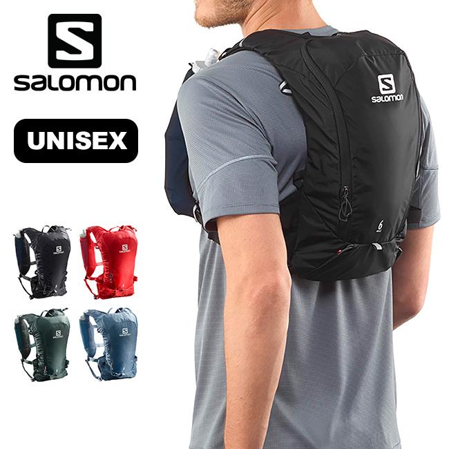 サロモン アジャイル6セット SALOMON AGILE 6 SET メンズ レディース バッグ バックパック ベスト トレラン トレイルランニング ランニングベスト <2020 春夏>