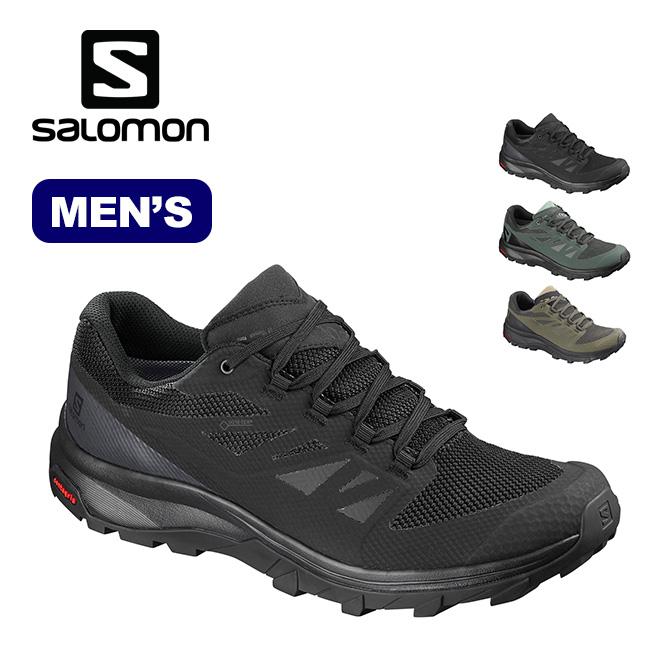 サロモン アウトラインゴアテックス SALOMON OUTLINE GTX メンズ シューズ 靴 トレッキング <2020 春夏>