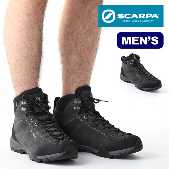 スカルパ モジトハイク GTX SCARPA MOJITO HIKE GTX メンズ SC22050 トレッキングブーツ 靴 登山靴 トレッキング ハイキング ミッドカット <2020 春夏>