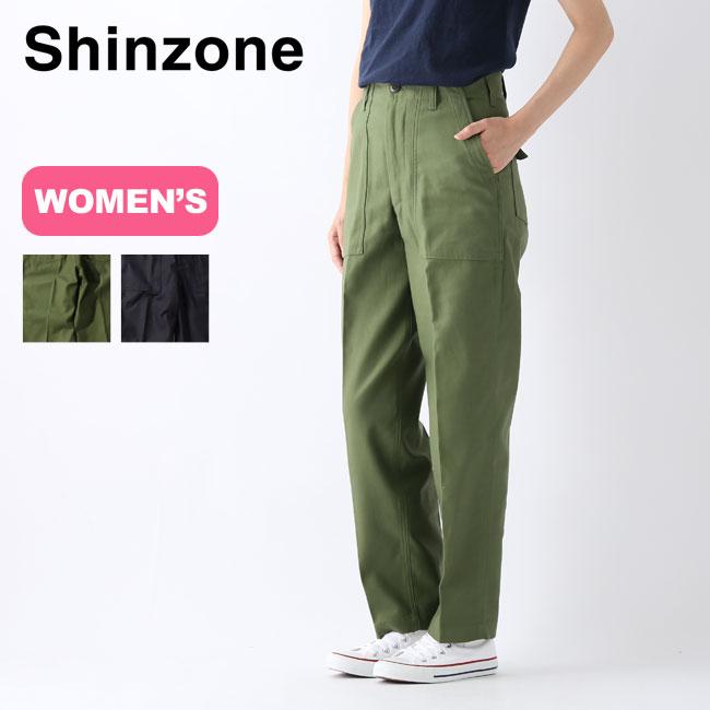 シンゾーン ベイカーパンツ Shinzone BAKER PT 15AMSPA18 ボトムス パンツ ロングパンツ 長ズボン <2020 春夏>