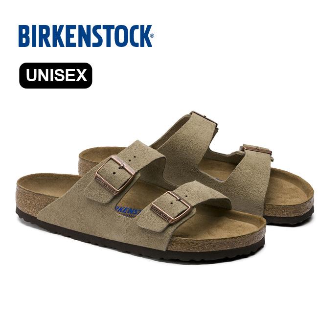ビルケンシュトック アリゾナ SFB ユニセックス[CORE ESSENTIAL] BIRKENSTOCK Arizona Arizona Soft Footbed UNISEX [CORE ESSENTIAL] レディース メンズ サンダル <2020 春夏>