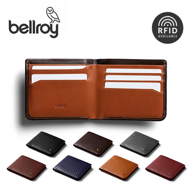 ベルロイ ハイド&シーク RFID bellroy Hide & Seek RFID BRWHSE 財布 二つ折り ウォレット 革 本革 メンズ財布 ミニマリスト <2020 春夏>