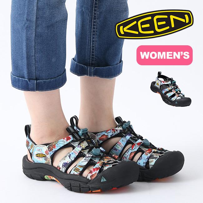 キーン ニューポート H2 KEEN NEWPORT H2 ウィメンズ レディースサイズ サンダル スポーツサンダル 水陸両用 靴 アウトドア <2020 秋冬>