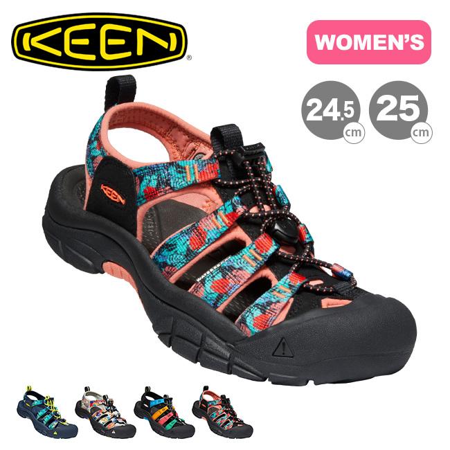 キーン ニューポート H2 KEEN NEWPORT H2 ウィメンズ レディースサイズ サンダル スポーツサンダル 水陸両用 靴 アウトドア 限定カラー <SP>