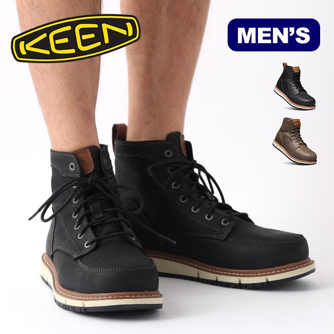 キーン サンノゼ 6AT KEEN SAN JOSE 6 AT メンズ ブーツ ワークブーツ ミッドカット 靴 <2020 秋冬>