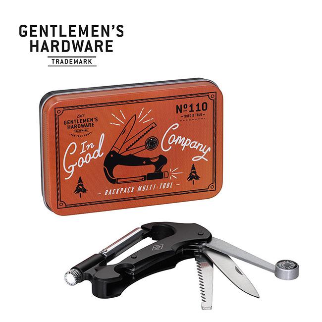 秋冬 ジェントルマンハードウェア バックパックマルチツール Gentlemen's Hardware Backpack Multi 商品 GEN110 正規品 アウトドア 送料無料でお届けします フェス キャンプ Tool