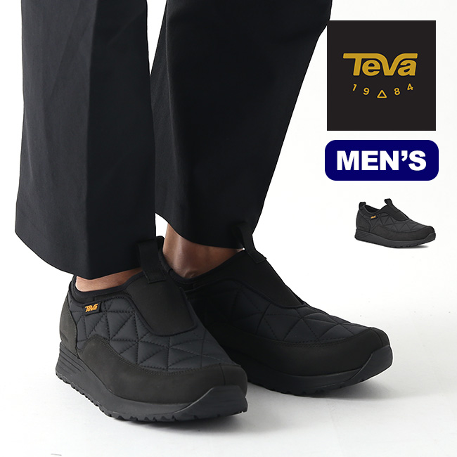 テバ エンバーコミュートスリップオンWP TEVA EMBER COMMUTE SLIP-ON WP メンズ 1116051 スリッポン 靴 スニーカー 防水スニーカー <2020 秋冬>