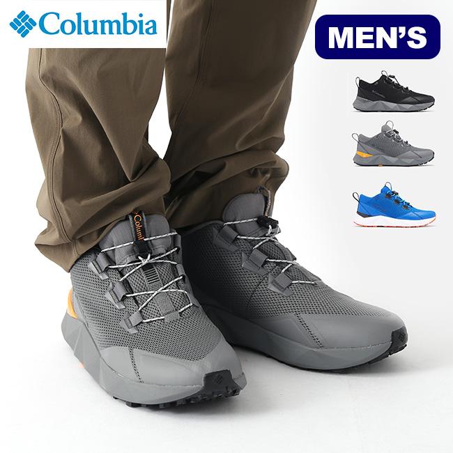 コロンビア ファセット30アウトドライ メンズ Columbia FACET 30 OUTDRY BM0132 靴 スニーカー 防水 <2020 秋冬>