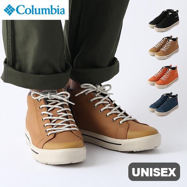 コロンビア ホーソンレイン2ウインターウォータープルーフオムニヒート Columbia HAWTHORNE RAIN II WINTER WATERPROOF ユニセックス YU0353 靴 スニーカー ハイカット 防水 <2020 秋冬>