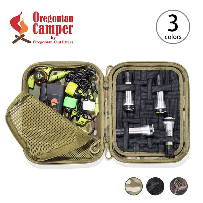 2021 春夏 オレゴニアンキャンパー モールドインフィニティ Oregonian Camper ケーブル収納 特売 ギアキャリー 一部予約 OCB-2052ギアケース キャンプ 正規品 アウトドアギア