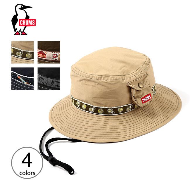 受注生産品 2021 春夏 SALE 20%OFF チャムス お見舞い フェスハット CHUMS Fes Hat メンズ キャンプ レディース アウトドア mailsa2108 帽子 ハット ユニセックス CH05-1248 正規品
