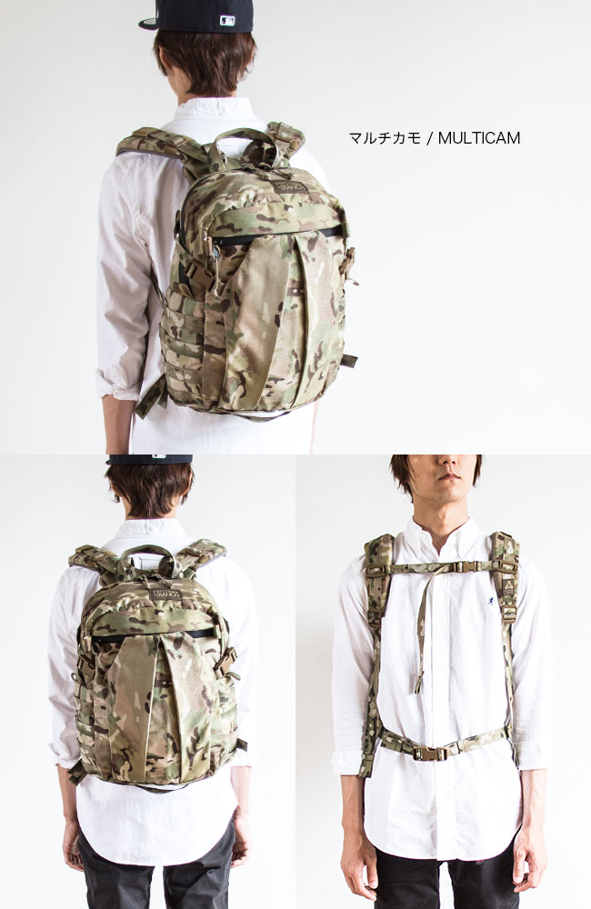 Mystery Ranch backpack GUN FIGHTER Rolex gunfighter マルチカモ | backpack | daypack | military | bicycle | travel | PC bag | 35 L | men's | ladies | unisex | mil-spec | tactical | backpack