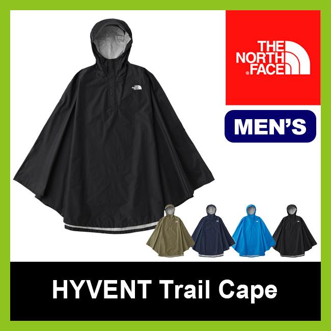 노스페이스하이벤트트레이르케이프 THE NORTH FACE 레인폰쵸 남성 맨즈 HYVENT Trail Cape 세일 SALE