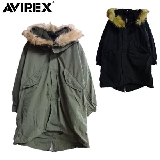 再入荷 アヴィレックス正規販売店 AVIREXミリタリージャケット AVIREX デポー ご注文で当日配送 アヴィレックスM-65 モッズパーカー モッズコート PARKAミリタリーフィールドジャケットM65 アビレックス 6182221