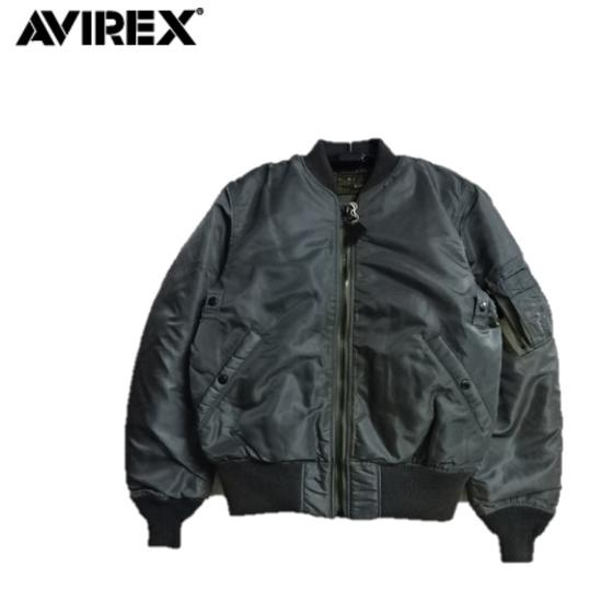 AVIREX (アビレックス)メンズヴィンテージMA-1 VINTAGE MA-1 M-J-8279B フライトジャケット6182217 AVIREXアヴィレックス