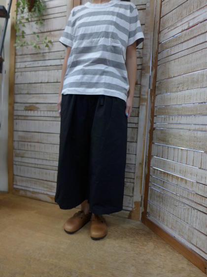 Gauze#★ウェザーコットン ルーミーパンツ G143 (ガーゼ)【smtb-k】