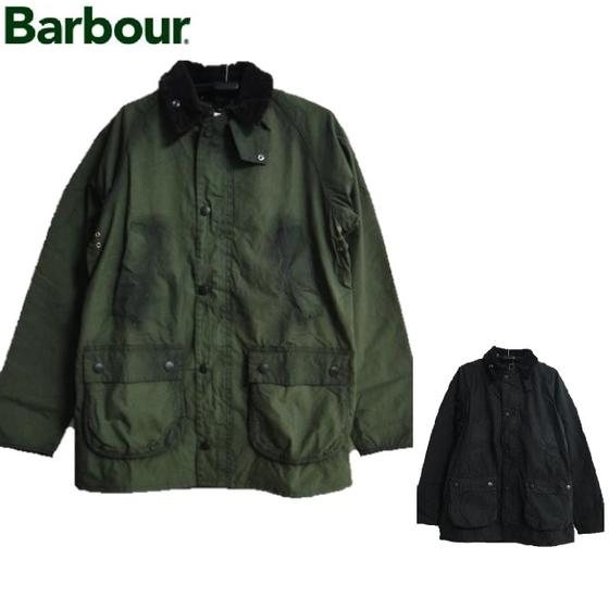 Barbour☆ウォッシュドビデイルSLWASHED BEDALE SL JACKET(バブアー)BEDAIL