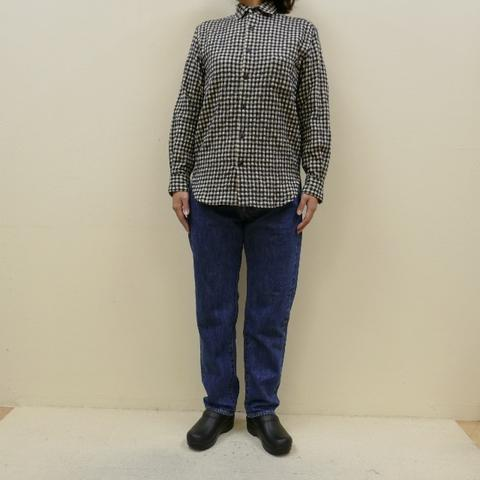 ORDINARY FITS★NEW ROOL UP 5P DENIM used OM-P122(オーディナリーフィッツ)