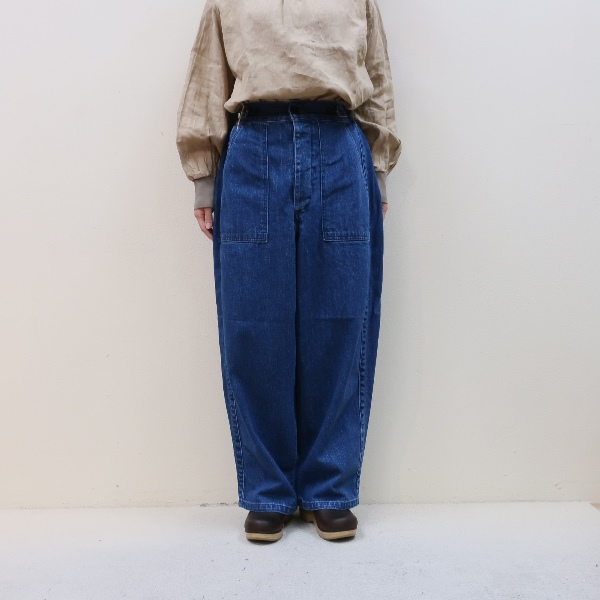 ORDINARY FITS★JAMES PANTS USED(new) OF-P045ジェームス パンツ (オーディナリーフィッツ)