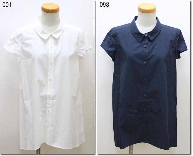 ●civilise 【シビリゼ】 半袖Aラインシャツ 95414