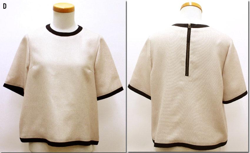 ●Ultora 【ウルトラ】 パイピング半袖プルオーバー セットアップ 791050
