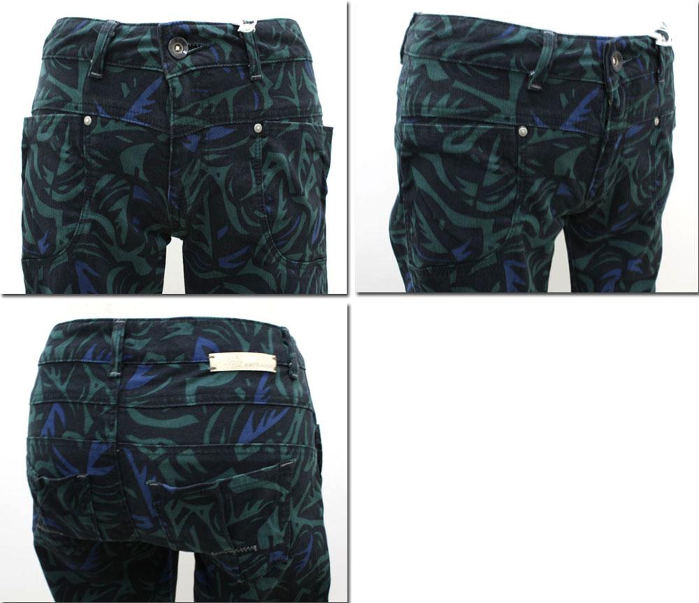 ●antgauge skinny pants geometry C1109