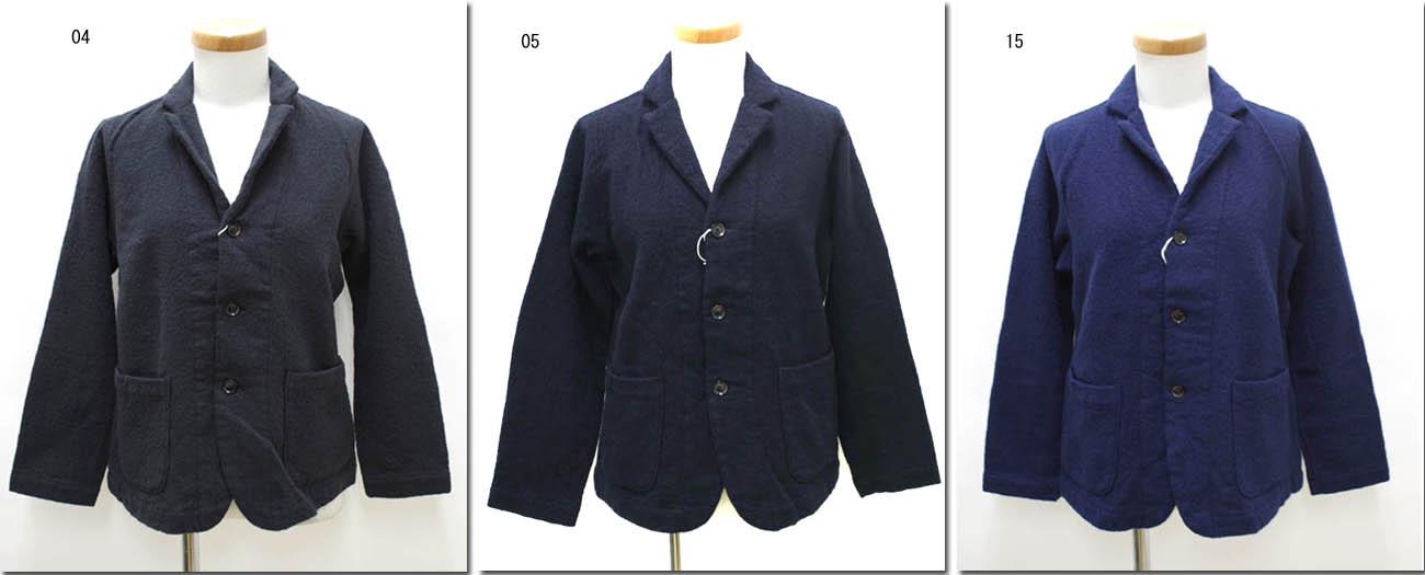 ●RINEN 【リネン】 2/48ウールガーゼテーラードジャケット 30500