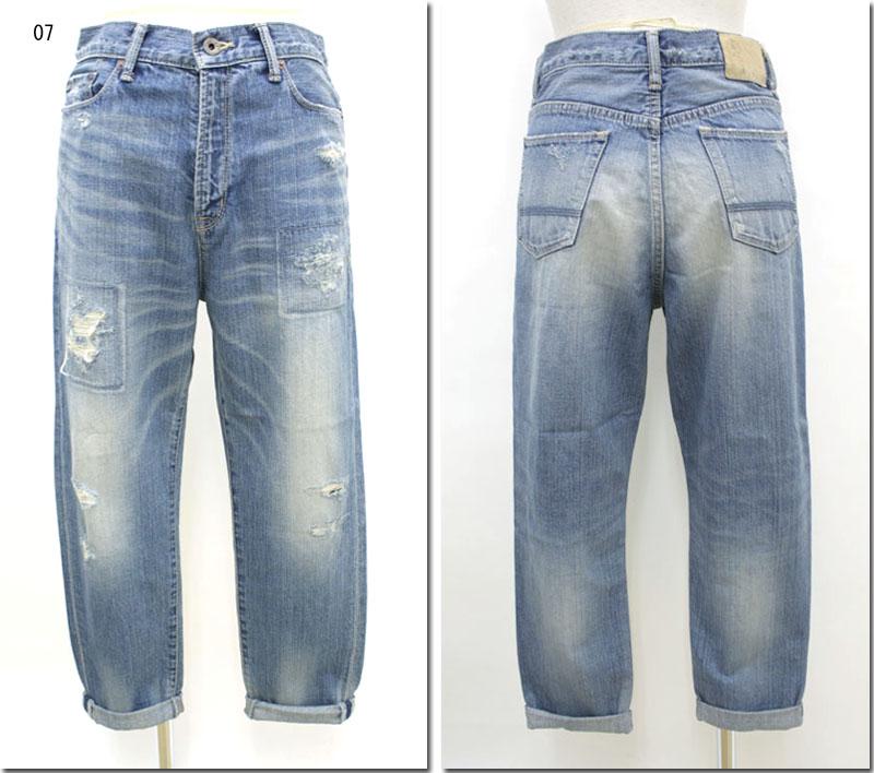 ●betty smith 【ベティスミス】 5Pジーンズ  BAW1062:CANSASS jeans