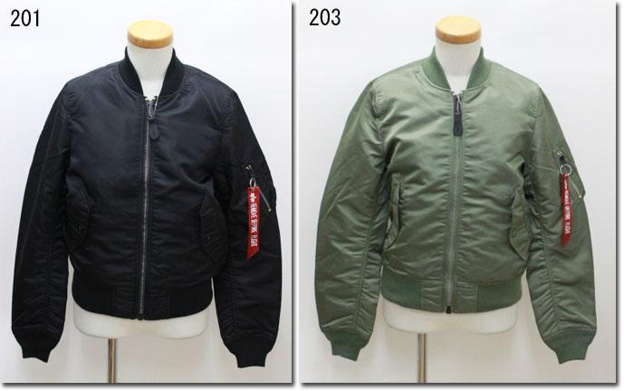 ●ALPHA 【アルファ】 AL-GRL MA-1 LITE ジャケット  TA7010