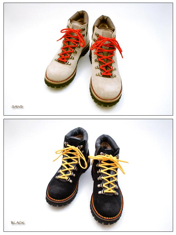 ●CEBO 【セボ】 スエードクライミングブーツ CLIMBING BOOTS CB-092115SL-20201