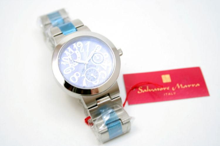 ●AMORE DOLCE 【アモールドルチェ】 レディースステンレスウォッチ 腕時計 AD10008