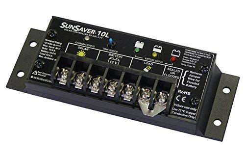電菱 denryo 太陽電池充放電コントローラー SS-10L-12V 正規品