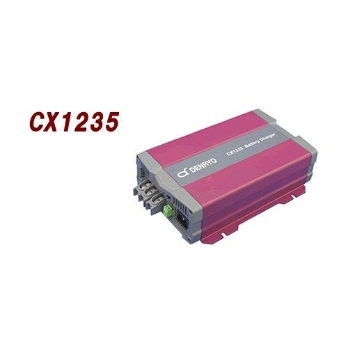 電菱 denryo CX1235 アドバンストバッテリー充電器 正規品
