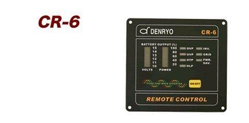 電菱 CR-6-24 リモートコントローラー denryo 正規品