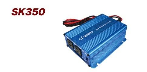 電菱  SK350-112 DC-AC正弦波インバーター denryo 正規品