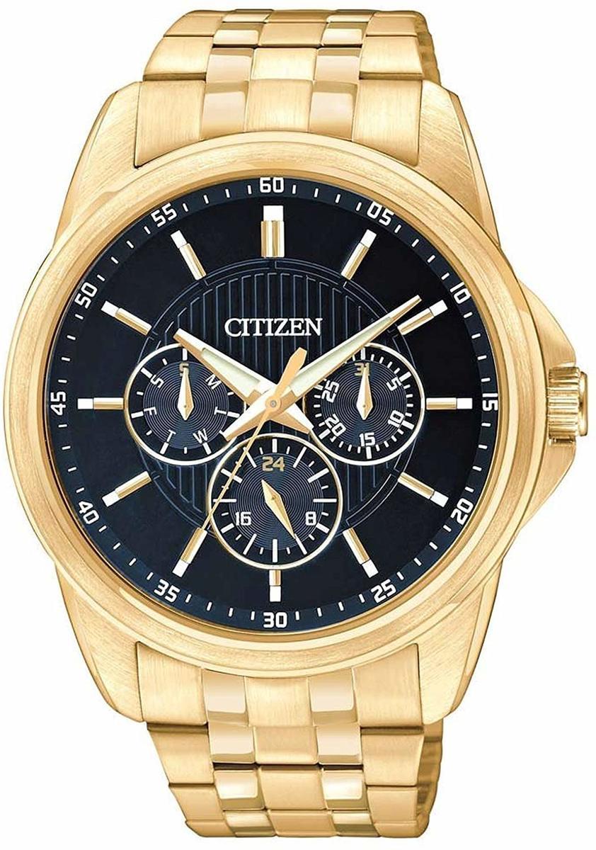 シチズン Citizen 腕時計 Quartz クオーツ 10気圧防水 カレンダー メンズ AG8342-52L