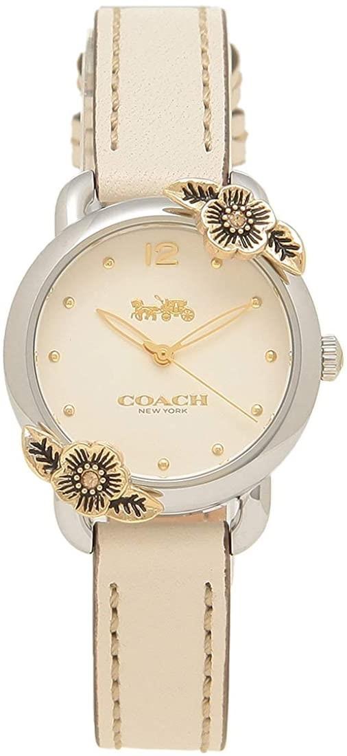 コーチ 腕時計 レディース TEA ROSE デランシー 14503237 COACH DELANCEY 時計 ウォッチ 並行輸入品