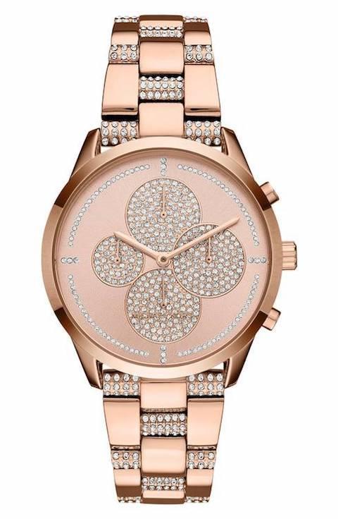 マイケルコース 腕時計 レディース ピンクゴールド MK6553 Michael Kors 時計 ウオッチ 並行輸入品