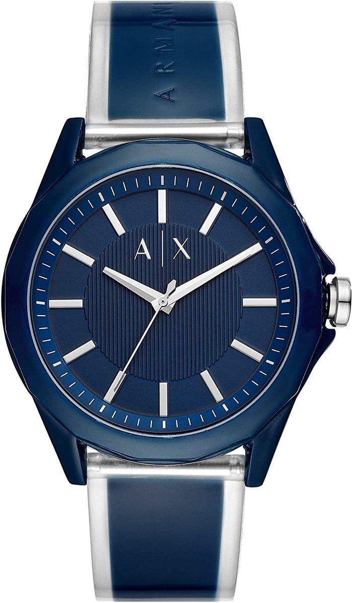 アルマーニ 腕時計 メンズ エクスチェンジ ブルー AX2631 ARMANI EXCHANGE 時計 ウオッチ 並行輸入品