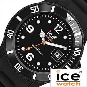 アイスウォッチ腕時計 (ICE WATCH 腕時計 アイスウォッチ 時計) シリ フォーエバー (Siri) 時計 ブラック SIBKUS [スポーツ カジュアル ギフト プレゼント ご褒美][ おしゃれ ブランド ペア ]