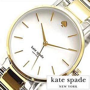 [当日出荷] ケイト スペード 腕時計 [katespade時計](kate spade new york 腕時計 ケイトスペード 時計 ) レディース時計 ゴールド 1YRU0070 [ブレスレット セレブ クラシック バングル リボン 人気 トレンド 大人可愛い おしゃれ 防水 ] 誕生日