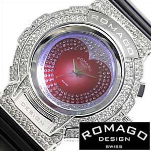 爆売り! [当日出荷] ロマゴデザイン腕時計 [ROMAGODESIGN時計](ROMAGO DESIGN 腕時計 ロマゴ デザイン 時計) 腕時計 ホワイト RM025-0269PL-SVBK [ ホワイト ご褒美] 誕生日 新生活 プレゼント ギフト, アップル専門店「PLUSYU楽天堂」 2c4c39a0