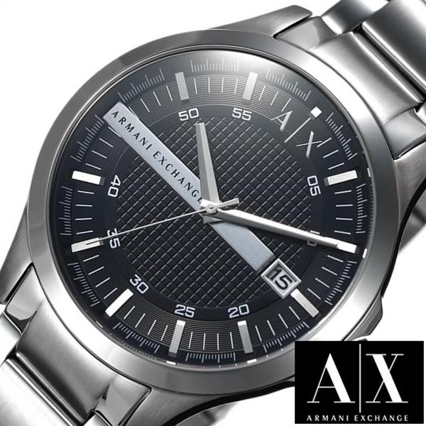 アルマーニエクスチェンジ腕時計 [ArmaniExchange時計](Armani Exchange 腕時計 アルマーニ エクスチェンジ 時計) メンズ腕時計 ブラック AX2103 [アルマーニ 時計 おしゃれ ブランド プレゼント ギフト ]